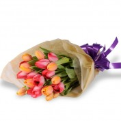 Mixed Tulip Bouquet